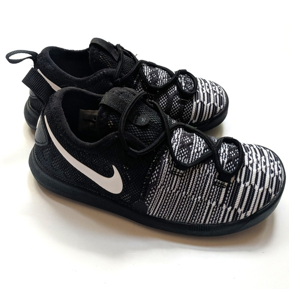 san francisco d7a8f f3244 Nike Zoom KD 9 Kids Wide Mic Drop Oreo Black White.  M 5b90572a951996b27c560799